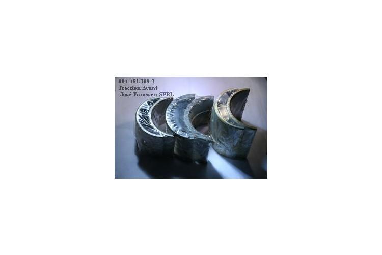 Hauptlagerschalen  49,25 mm (0,75)