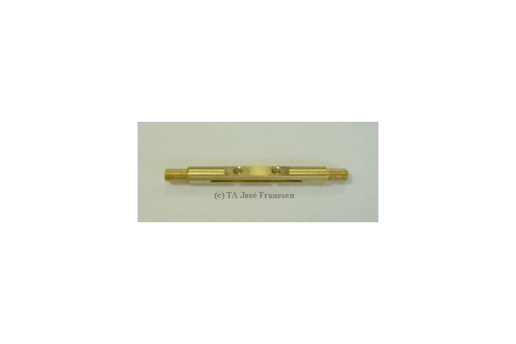 Axe clapet 8,5 mm (solex 32 PBIC ou 34 PBIC)