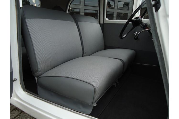 Kompletter Satz Sitzbekleidung + Türverkleidung, 11 BL ab ´52