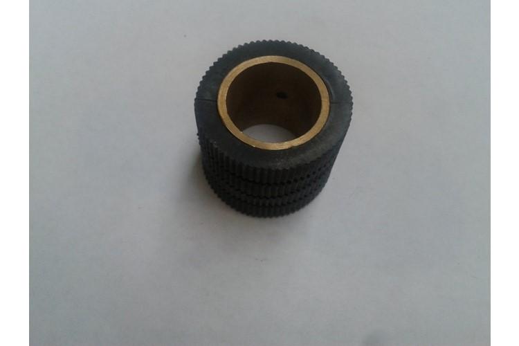 Bague Rilsan de 22,5x26,6x25 du tube fixe et caoutchouc