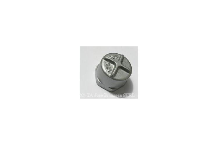 Bouchon de butée droite 41mm  filetage 42x150