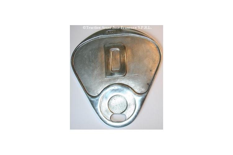 Robri-Länderzeichen D (Aluminium)  grosse Ausstattung