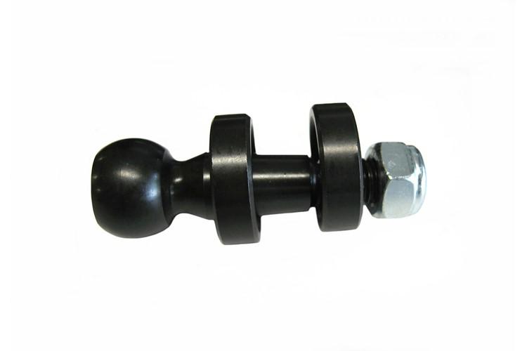 Rotule de barre latérale et les 2 noix + écrou