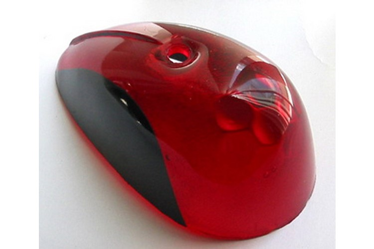 Couvercle de feu indicateur  noir rouge AR Axo