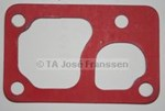 Gasket between. Pump and cylinder head - Perfo